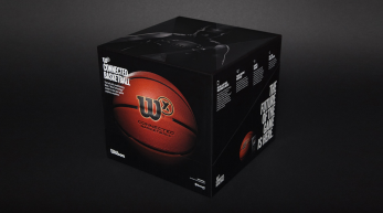 Wilson X Connected Basketball packagingg